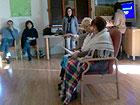 """Presentazione di """"Machì non piove, chi non venta!"""" alla Casa Protetta Per Anziani di Senigallia"""