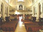 Senigallia, Chiesa delle Grazie - interno