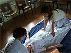 Massaggi Shiatsu alla Casa Protetta