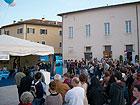Fosforo 2011 in piazza del Duca a Senigallia