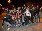 Fosforo 2011 in piazza del Duca a Senigallia: la sfida tra le scuole