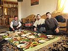 Con i contadini in Kurdistan, Iraq
