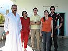 Con i contadini in Syria