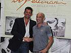 Il Sindaco Mangialardi e l'orafo Pettinari insieme alle premiazioni 2010