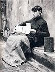 """""""Imbro"""", 1952. Foto di Riccardo Gambelli. Tutti i diritti riservati"""