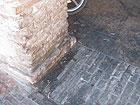 Il Foro Annonario di Senigallia tra ragnatele, polvere ed escrementi di piccione