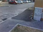 Barriera architettonica abbattuta a Campo Boario