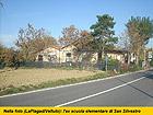 Il lotto a San Silvestro di Senigallia messo in vendita dal Comune