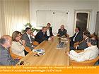 Incontro tra i Presidenti delle Province di Ancona e Pesaro-Urbino