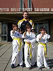 Taekwondo: gruppo