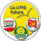logo della lista Città Futura