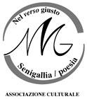 """logo Associazione Culturale """"Nelversogiusto – Senigallia/Poesia"""""""