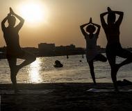 31/08/2020 - Yoga in controluce