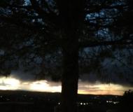 24/04/2021 - Domino il tramonto, ma lo lascio intravedere