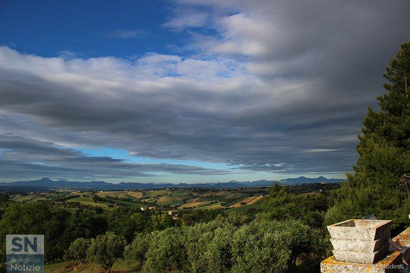 02/12/2020 - Panorama da Scapezzano