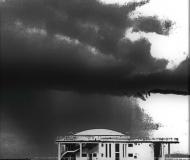 29/12/2020 - Rotonda con nuvole