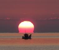 10/01/2021 - La barca del pescatore