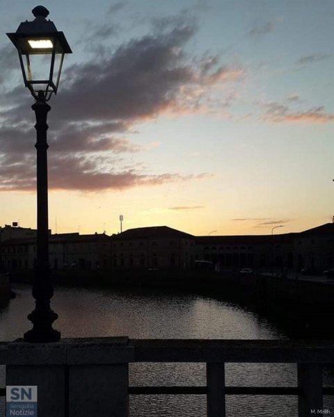 29/06/2020 - Luci al tramonto
