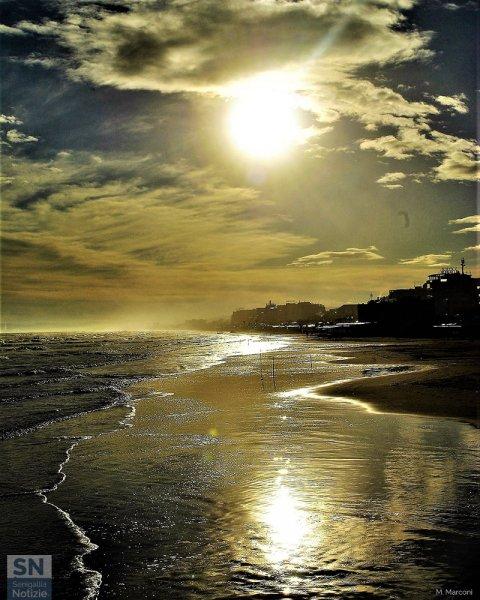 10/06/2021 - Buongiorno dalla spiaggia