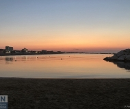 11/07/2020 - Quando parla il tramonto, abbiamo il dovere di tacere. E la facoltà di sognare.