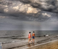 28/07/2021 - In riva sotto le nuvole