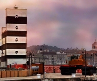 16/03/2021 - Cantiere al porto