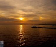 20/03/2021 - Sole sul mare