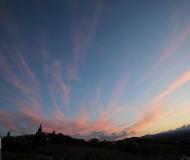 02/11/2020 - Ostra Vetere al tramonto
