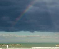 28/11/2020 - Nuvole a colori
