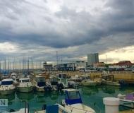 28/10/2020 - Nuvole al porto