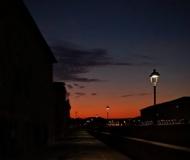 30/10/2020 - Un nuovo giorno nasce, sulla città che dorme