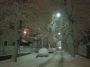 Tutto congelato in via Bolzano