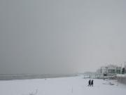 La Spiaggia di Velluto nella sua veste più inusuale