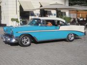 25/08/2013 - Sfilata di auto d\'epoca a Senigallia
