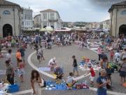 31/08/2013 - Il Foro durante la Fiera di Sant\'Agostino