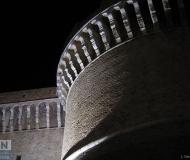 08/08/2016 - Rocca di notte