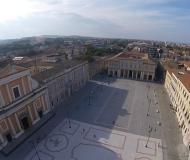 21/08/2017 - Senigallia dall'alto: dal Duomo a San Rocco
