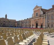 26/08/2017 - Platea di piazza