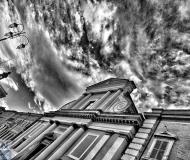 15/04/2017 - Duomo sotto le nuvole