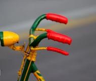 08/04/2018 - La bici pagliaccio