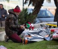 Babbi Natale in SUP 2015 - 2