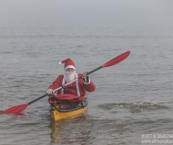 Babbi Natale in SUP 2016 - 1