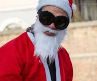 Babbo Natale a Senigallia arriva in SUP