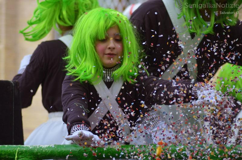 Maschere a Senigallia per il Carnevale 2013