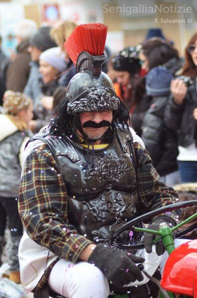 Carnevale 2013 nelle strade di Senigallia