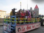 La sfilata a Senigallia per il carnevale 2013