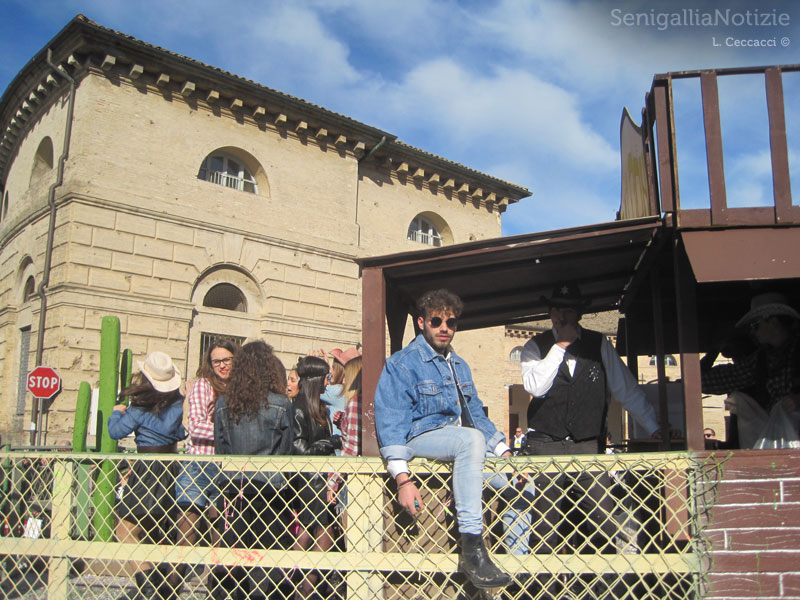 Dal Far West, al Carnevale di Senigallia