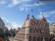 Antichi Romani al Carnevale di Senigallia