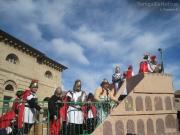 Antichi Romani al Foro Annonario...