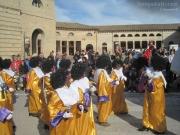 Coro gospel al Carnevale di Senigallia